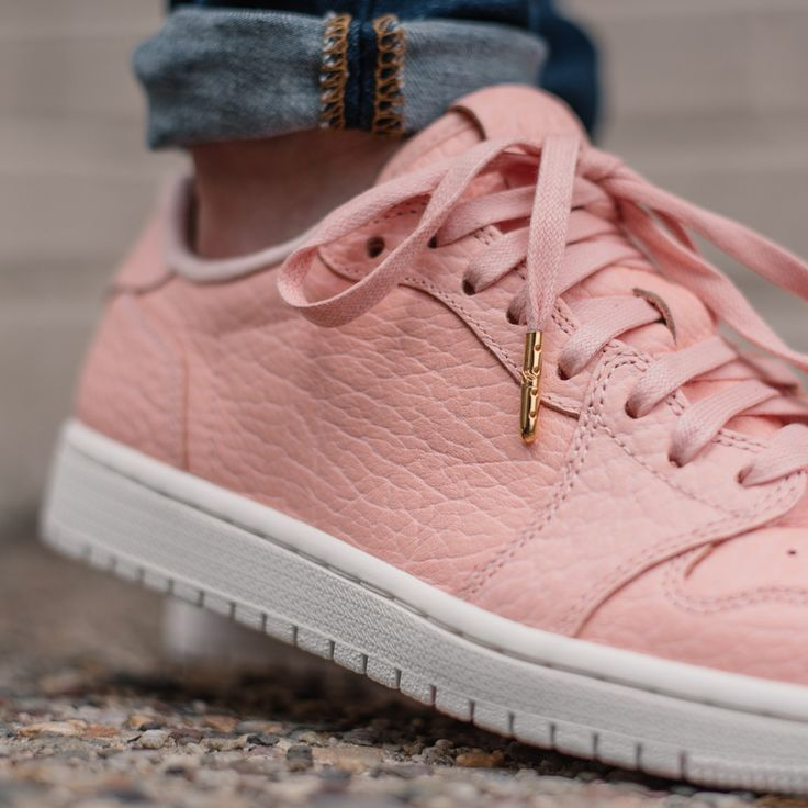 Check Out These On-Feet Images Of The Air Jordan 1 Low No Swoosh Arctic Orange