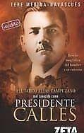 PLUTARCO ELIAS CAMPUZANO MAL CONOCIDO COMO PRESIDENTE CALLES MEJORESLIBROS | Benito Juarez | Vivanuncios | 104423203
