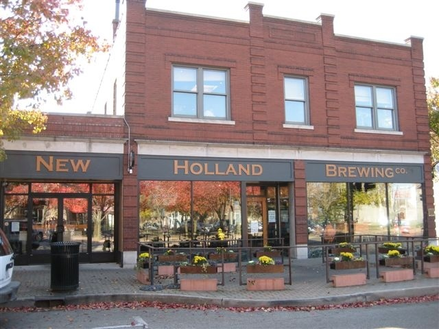 One Of My Favorite Restaurants New Holland Brewing Co Holland