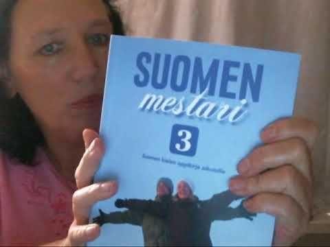 Minä opin suomea Suomen Mestarin kanssa