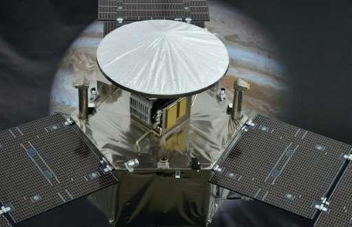 NASA counts down to nail-biter orbit of Jupiter (Update)
