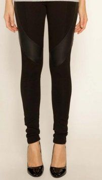 Bardot Australia Skinny Stretch Black Leggings $36