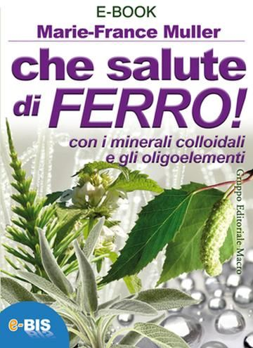Che #salute di ferro!  ad Euro 6.90 in #Marie france muller #Book salute maschile