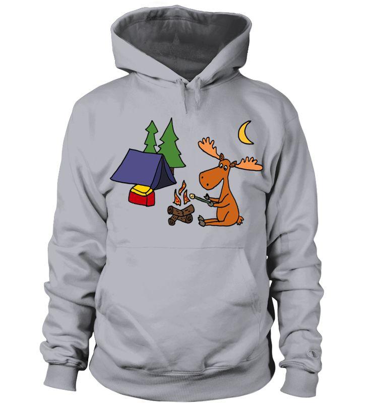 Cool Funny Moose Camping   funny camping shirts, camp shirt women, camp crystal lake shirt, camping ideas #camping #campingshirt #campingquotes #hoodie #ideas #image #photo #shirt #tshirt #sweatshirt #tee #gift #perfectgift #birthday #Christmas