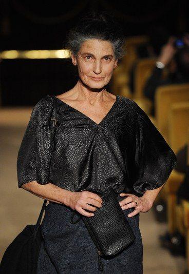 Benedetta Barzini: intervista