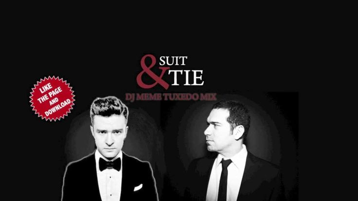 Sounds just like it used to sound in da old days :-)  JUSTIN TIMBERLAKE - SUIT & TIE (DJ MEME TUXEDO REMIX)