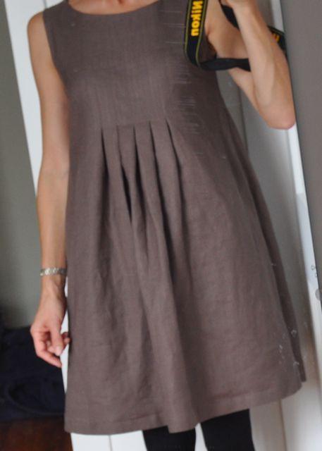 Dress E from Stylish Dress Book