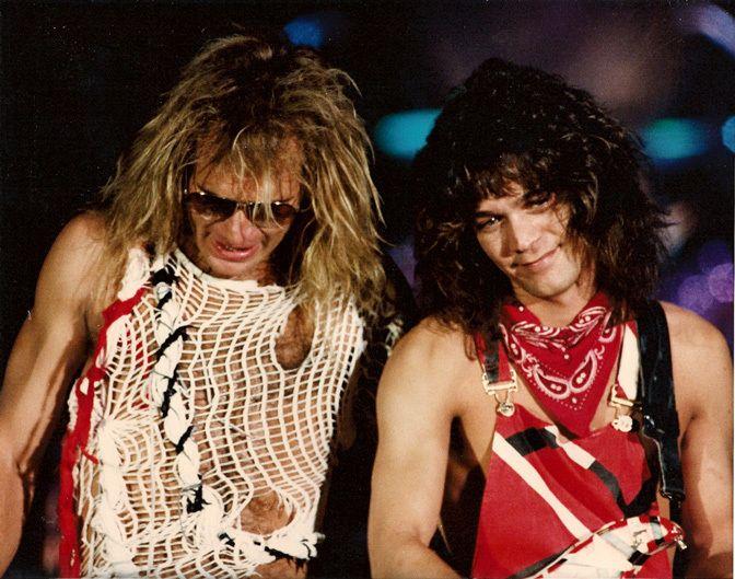 Eddy Van Halen - Bing Images