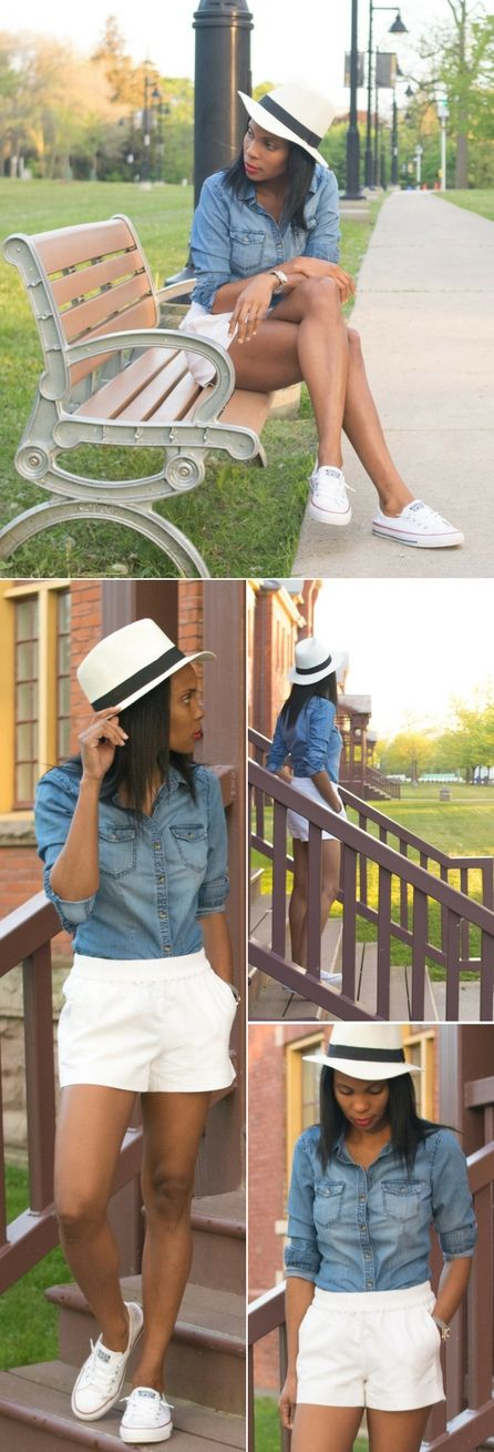 A summer must have. Fashion and style by Mak