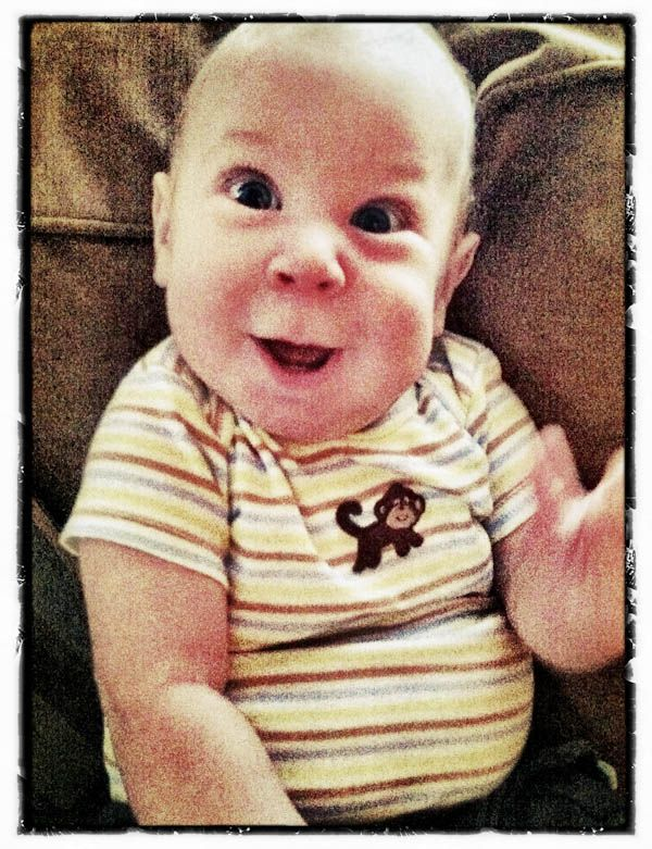 I NEED this baby in my life. Keswick kids: Steve-O's grinch face? Yeah.