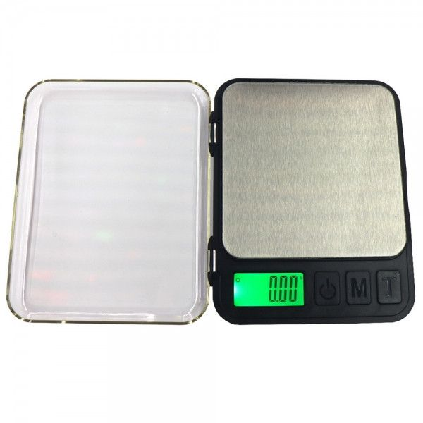 "600g / 0.01g 1.6"" Display High Precision Electronic Scale Gold Jewelry Scale"