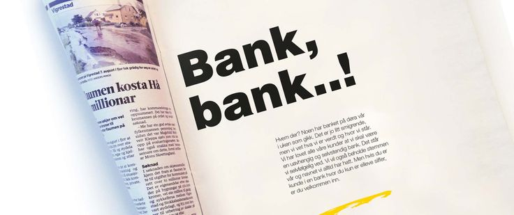 In November 2014, a major regional bank made a bid for the shares in Sandnes Sparebank. The Board went out first with its proposal, which the Board of Trustees later endorsed: We will still be an autonomous, independent bank. A bank with its own voice and its own name. This was highlighted in a full-page ad in Stavanger Aftenblad.