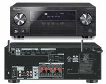 The Best Budget Surround Sound Receivers You Can Buy: Pioneer VSX-830-K Network Home Theater Receiver