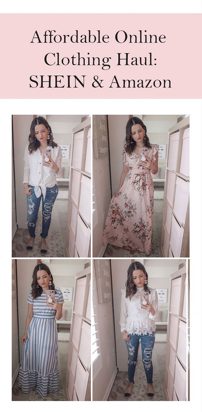b91d7c3d61 What's in Store – Affordable Outfits from Amazon & SHEIN - Ella Pretty  Blog. Sharing