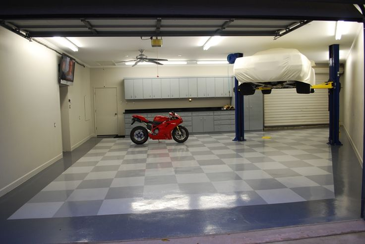Great Man Cave Garage With 22257d1258864604 Official