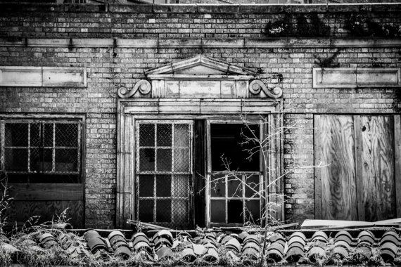 The Baker Hotel Fine Art Photo Mineral Wells, Tx