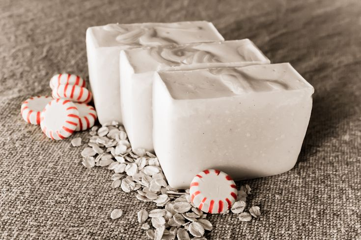 Peppermint is one of my all-time favorite flavors and scents.  Especially with the onset of cooler weather!  A new friend of mine suggested making a soap that paired peppermint with oatmeal and  I ...