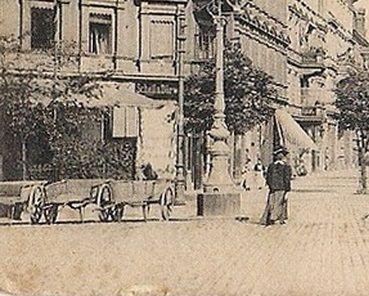 Zabytkowa kamienica z kinem Pionier