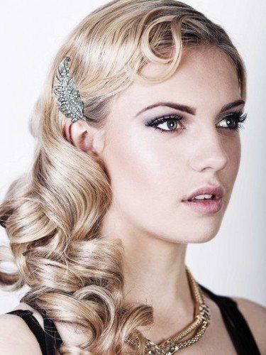 Friday Feature Seriously Great Gats 20s Inspired Hair Amp Make Up Roaring 20s Hairstyles Long