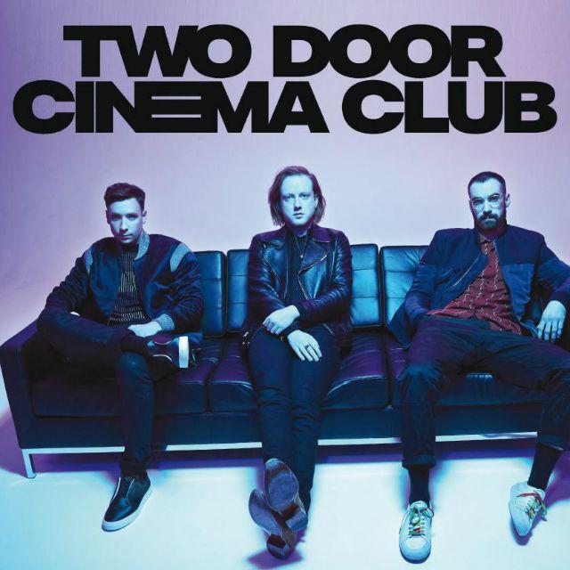 Les Two Door Cinema Club seront en concert au Casino de Paris