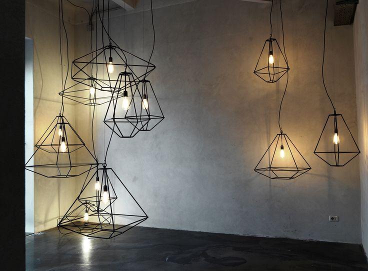 CON.TRADITION design Sara Bernardi Lanterne luminose con struttura in metallo lavorato #scopelliti1887