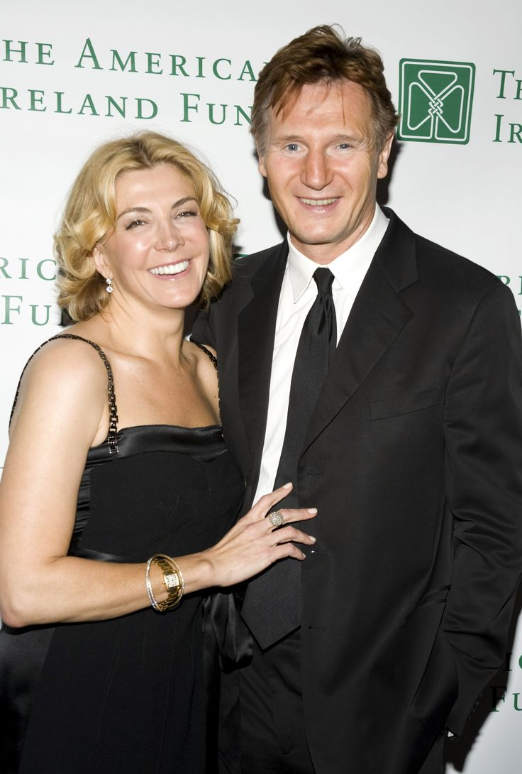 EXCLUSIVE: Found Out How Liam Neeson Found Peace Following Wife Natasha Richardson's Death