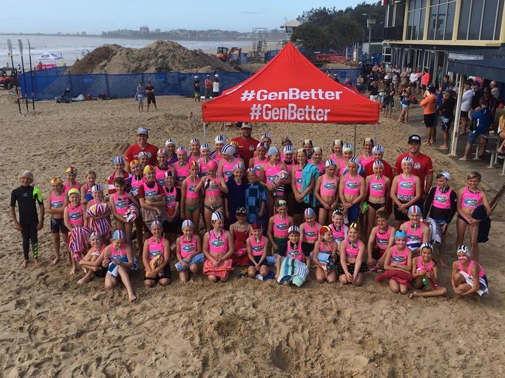 What a day for the Medibank Wave Warriors Nipper Clinic at Maroochydore! Medibank @GenBetter Maroochydore Slsc