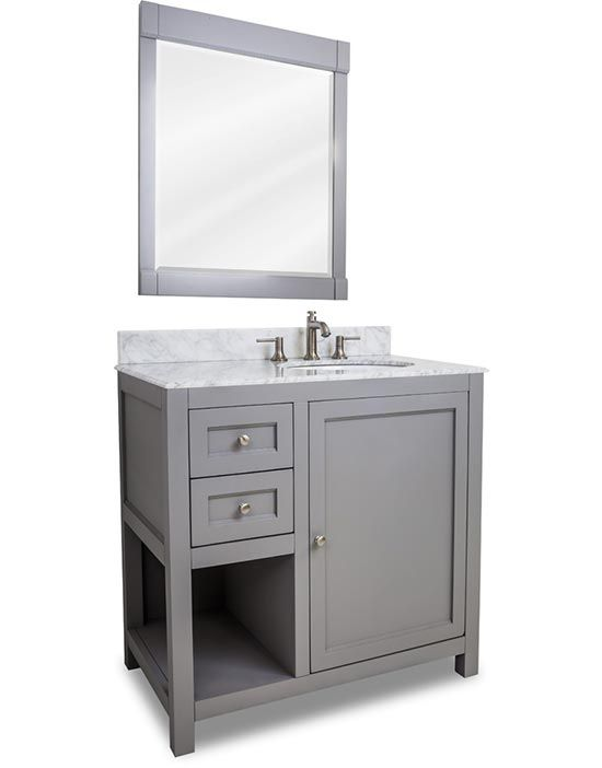 36 Bathroom Vanity Gray: 1000+ Ideas About 36 Inch Bathroom Vanity On Pinterest