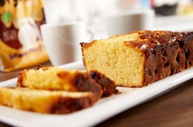 Appelcake van rijstmeel
