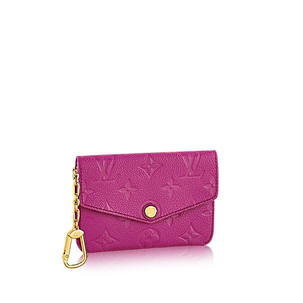 Key Pouch - Monogram Empreinte Leather - Small Leather Goods | LOUIS VUITTON