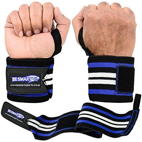 Be Smart Power Weight Lifting Wrist Wraps Supports Gym Training Fist Straps Strong Velcro * Limited Time Only While Stocks Last* (Blue) BeSmart http://www.amazon.co.uk/dp/B01D6DUUTI/ref=cm_sw_r_pi_dp_AmI.wb1SKKZX3