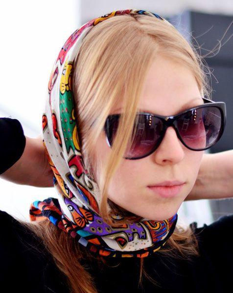les 237 meilleures images propos de nouer foulard dans. Black Bedroom Furniture Sets. Home Design Ideas
