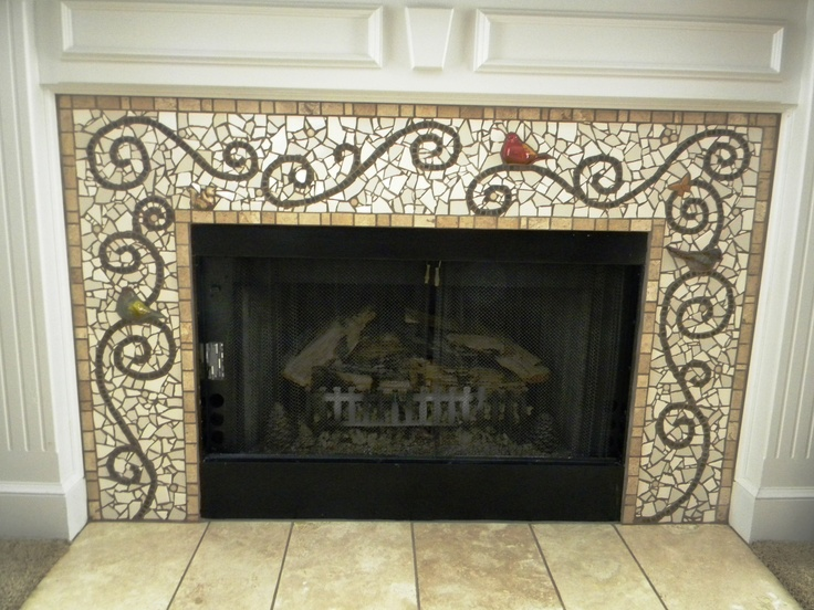 the spectu0027s beautiful fireplace front - Fireplace Fronts
