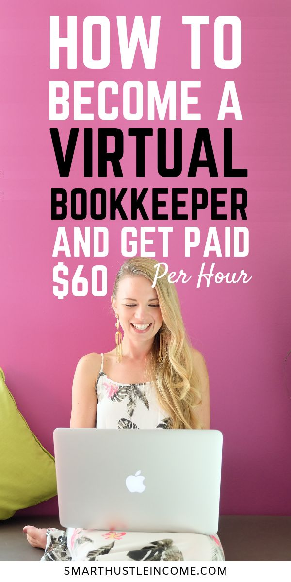 How To Become Bookkeeper From Home And Get Paid Hourly