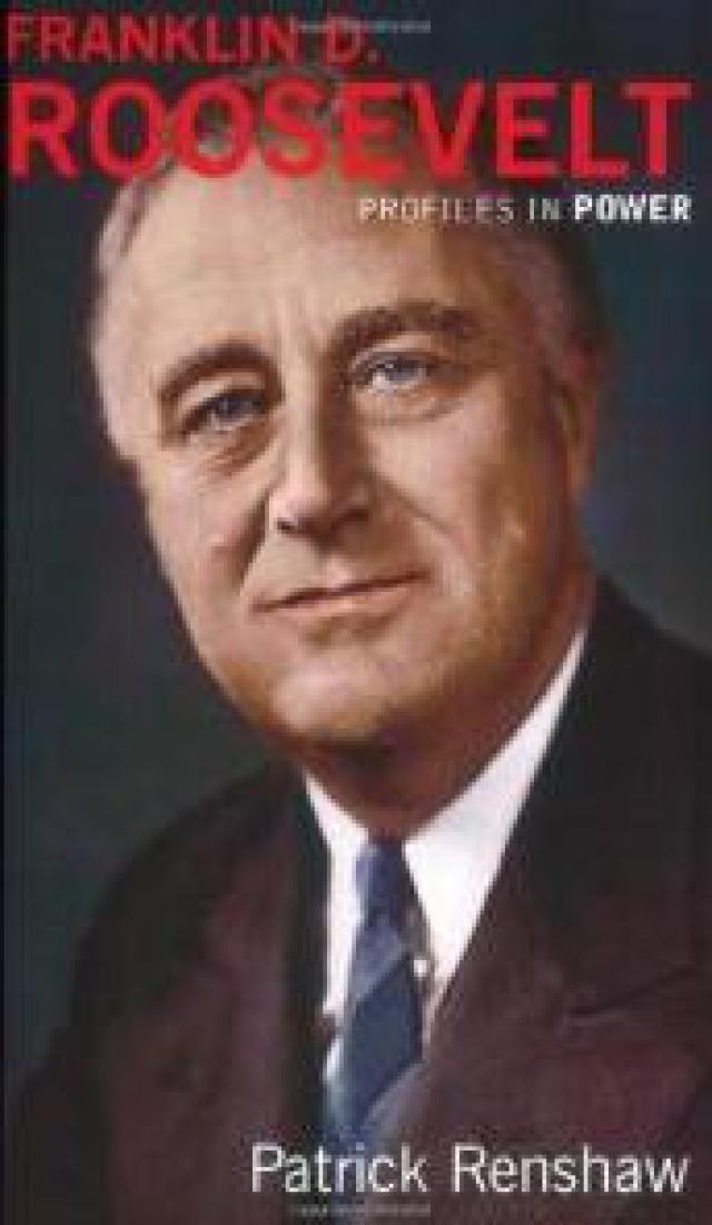10 biografías de personajes históricos que no debes dejar de leer: Franklin Delano Roosevelt