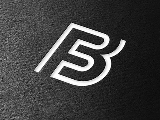 Monogram Logo: 75 Creative and Smart Designs|iBrandStudio                                                                                                                                                     More