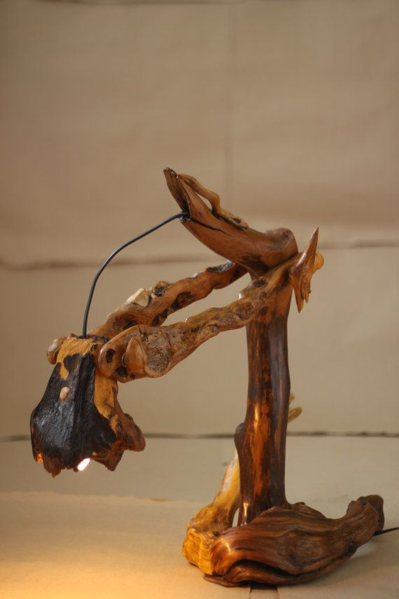 Swan lamp от Panlights на Etsy