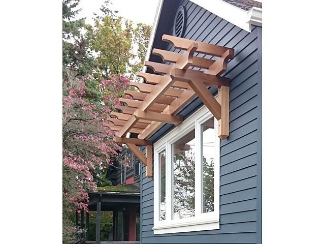 Image Result For Pergola Off Of Bay Window Window Pergolas Pergola Pergola Shade Cover