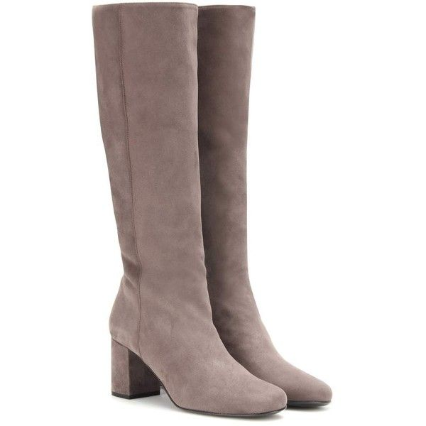 1000 Ideas About Grey Knee High Boots On Pinterest Knee