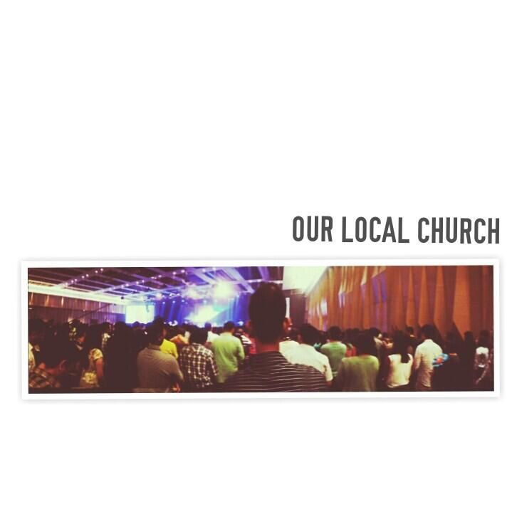 JPCC - our local church.