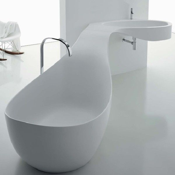 Home Trends: unique bathtub design for your luxury bathroom - Picture on  Home Design and
