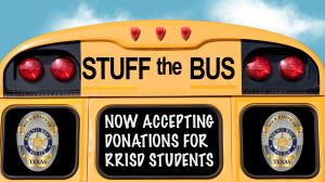 Stuff the Bus - City of Round Rock