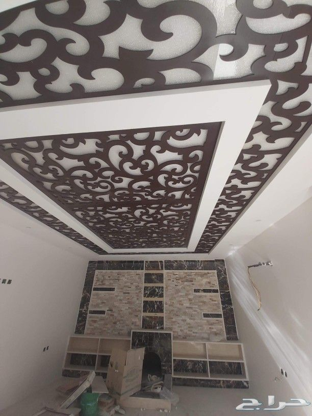 جبس بورد تبوك 0597240225 Study Room Decor Printed Rugs Decor