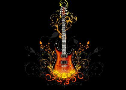 Guitor, Abstract, Standard, Tapety