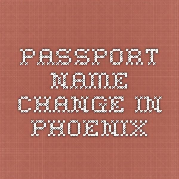 The  Best Passport Name Change Ideas On   Change Name