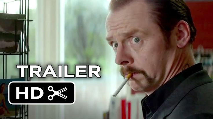 Simon Pegg plays a mercurial assassin in the new trailer for 'Kill Me Three Times'.