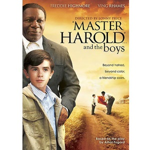 best master harold and the boys images  master harold and the boys widescreen