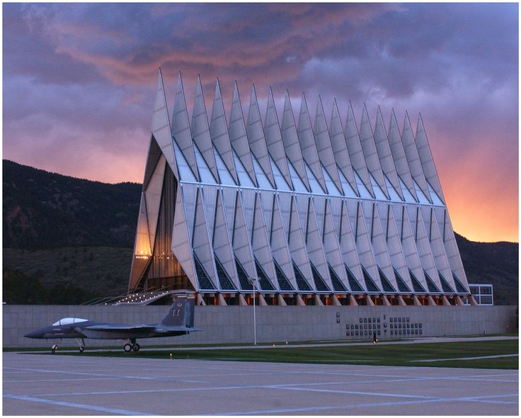 U.S. Air Force Academy Cadet Chapel in Colorado Springs..... 12 Free things to do in Colorado