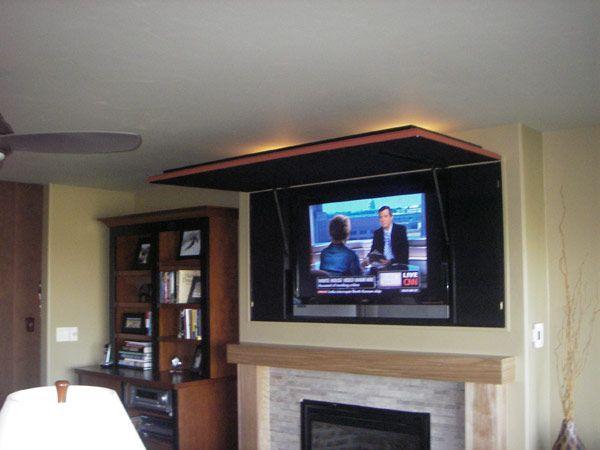 1000 Ideas About Tv Covers On Pinterest Hide Tv Hidden