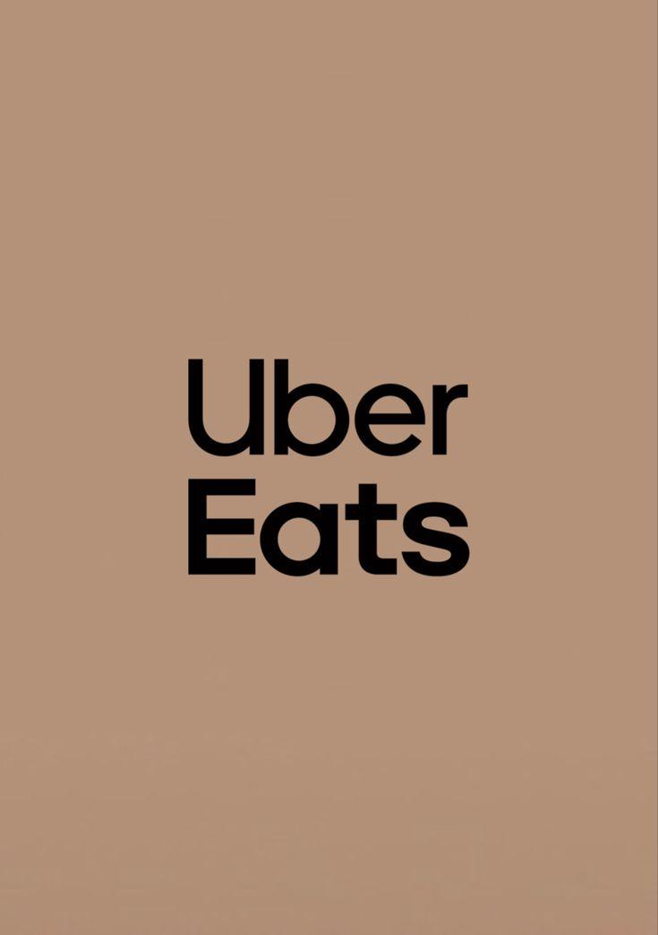 Uber Eats App Icon App Icon App Homescreen